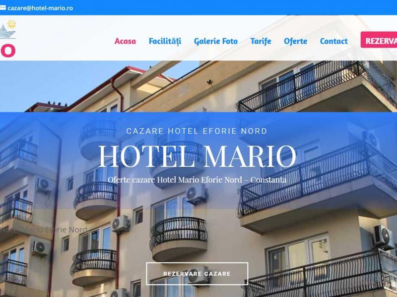 Hotel Mario Eforie Nord